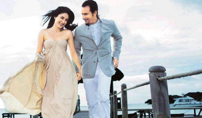 10 Bollywood Paare in zweite erfolgreiche Ehen