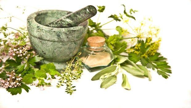 Hausmittel für'inflammation herbes