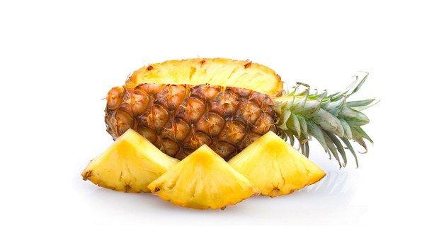 Hausmittel für'inflammation-ananas