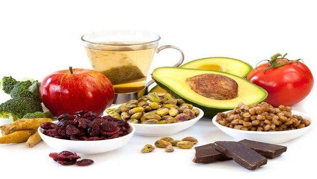 Hausmittel für'inflammation des aliments riches en flavonoïdes