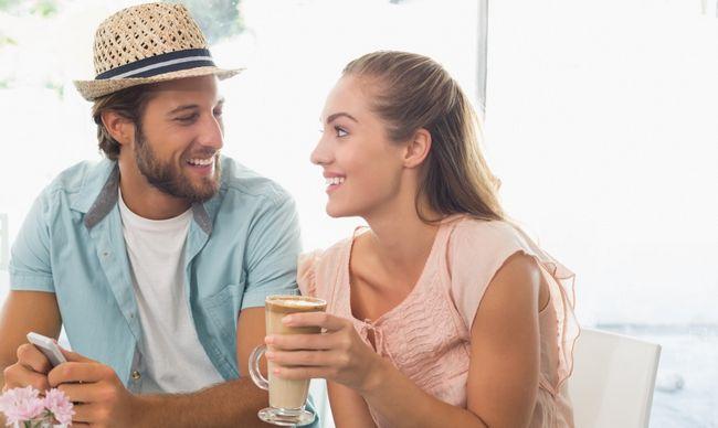 Paar auf ein Datum (7)