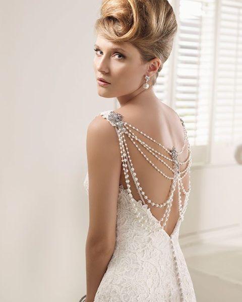 15 Brautkleider Vintage Chic für die moderne Braut