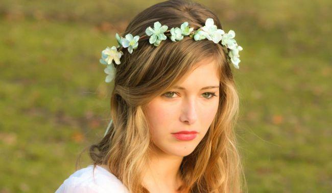 20 elegante Hochzeit Frisuren für mittellanges Haar