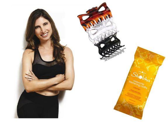 Amanda-Freeman-SLT-get-ready-after-Sitzung'entraînement-