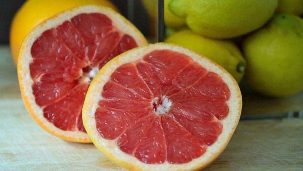 rot Zitrone
