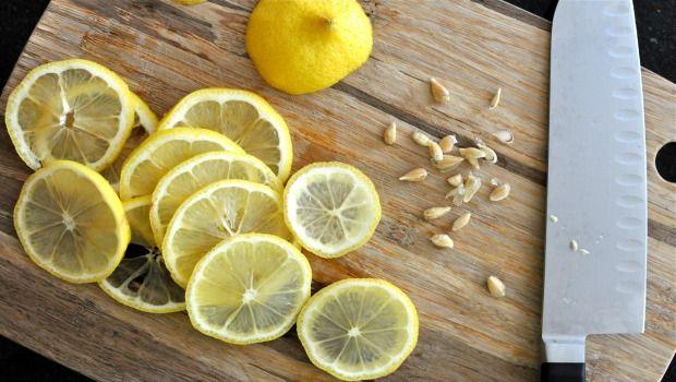 Zitronen-Samen