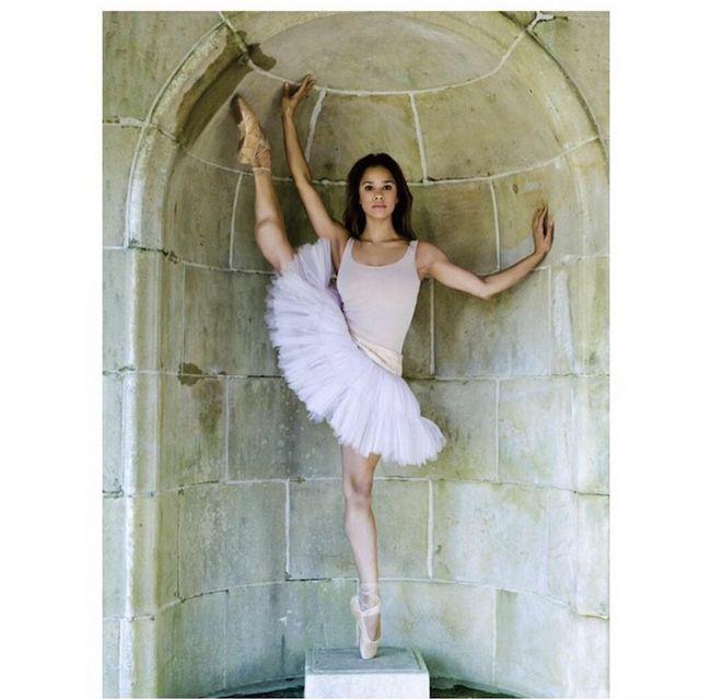 4 Wege zu überwinden Kritik, Ballerina Misty Copeland