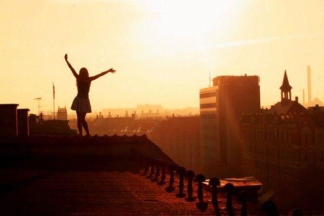 gewinnen eine neue Perspektive auf das Leben
