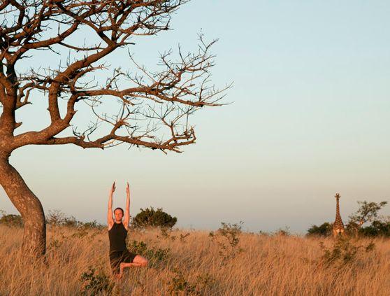 8 exotische Yoga Punkte, die Sie begeistern wird
