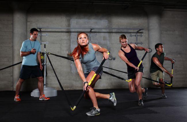 Rip Trainings Crunch