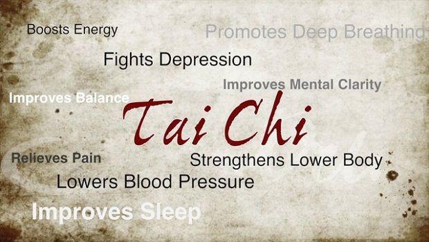 Tai Chi Übungen für Senioren