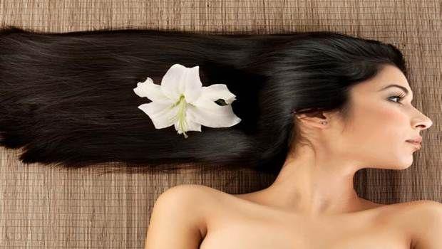 Beste natürliche Weise Haar zu verdicken - 6 Tipps