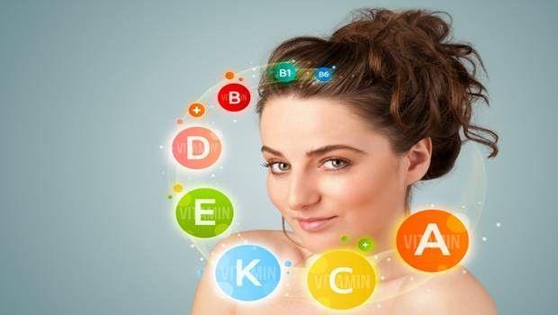Beste Vitamine für trockene Haut und Kopfhaut - 7 wichtige Nährstoffe