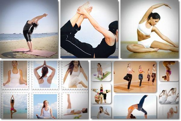 Yoga brillante Buchbesprechung - Sarah Sanders arbeitet Programm?