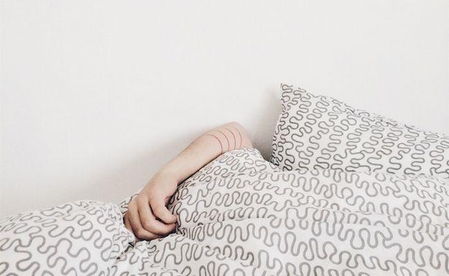 Cheat Sheet: Wie besser schlafen zu können