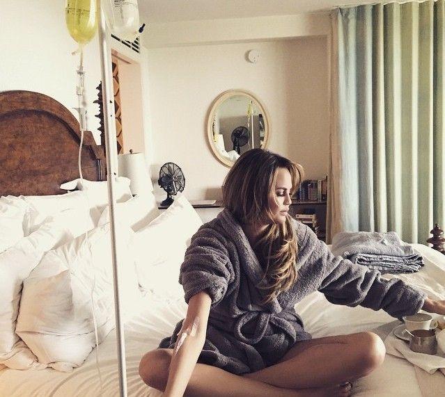 Iv Ein Haus könnte Ihre Gesundheit Problem (oder Kater) zu heilen?