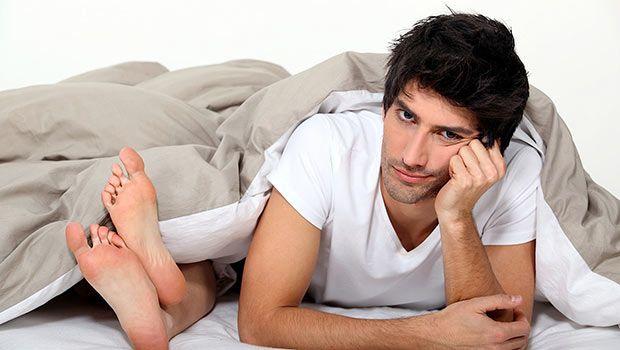 Emotionaler Stress und erektile Dysfunktion - natürliche Behandlungen
