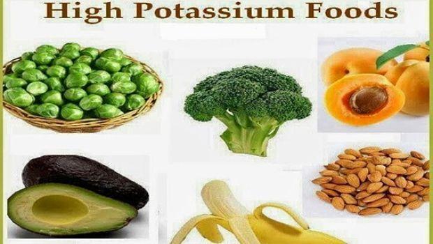 Ausgezeichnete Quellen für Kalium in der Ernährung und dessen Nutzen für die Gesundheit