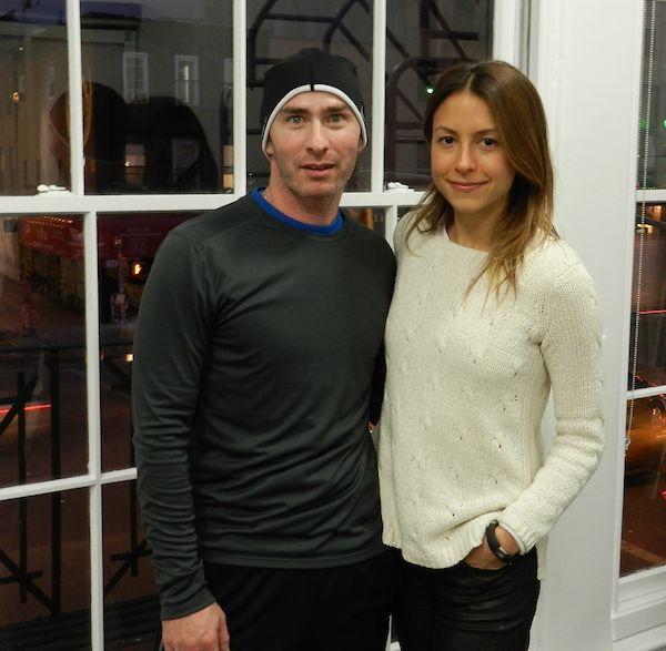 ModelFIT Justin Gelband und Vanessa Packer Eigentümer. (Bildnachweis: Lisa Elaine Held for gut + Gut)