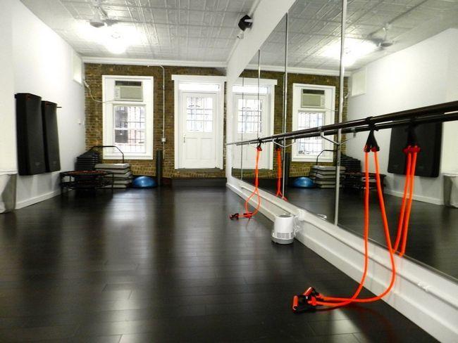 Das schöne Studio ModelFIT (Foto: Lisa Elaine Held for gut + Gut)