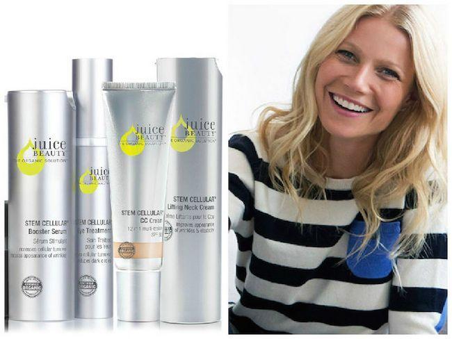 Gwyneth Paltrow ist jetzt Creative Director von Make-up Schönheit Saft