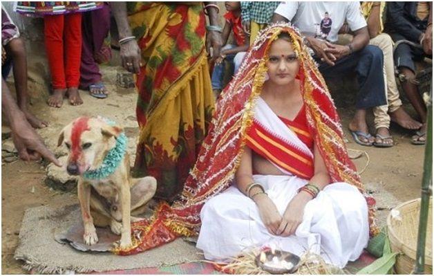 6 seltsame Hochzeit Rituale, die nur in Indien passieren kann