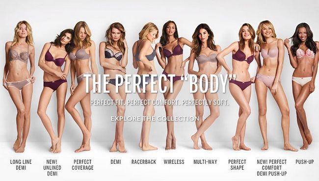 Hier ist der Grund Victoria Secret Frauen muss für seine neueste Werbekampagne zu entschuldigen