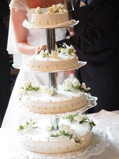 Wie die perfekte Hochzeitstorte für Ihren Empfang zu wählen