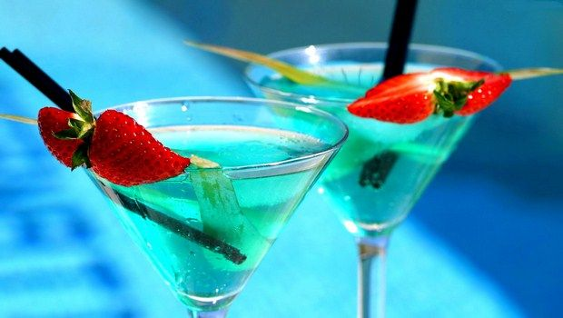 wie man Cocktails er POMPELMO