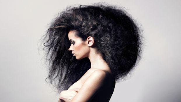 Wie zu stoppen, nachdem krauses Haar glätten natürlich
