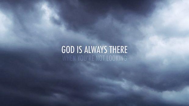 glauben, dass Gott, es wird immer Download