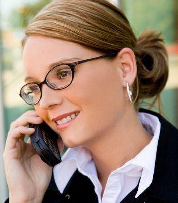 Wie Haare für das Büro, um Stil