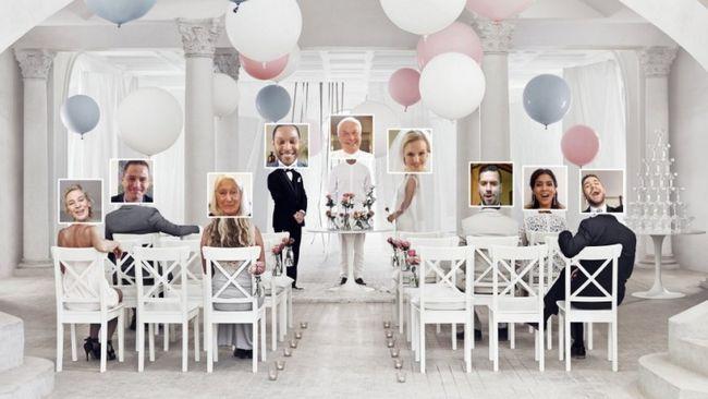 Ikea macht virtuelle Ehe eine reale Sache!