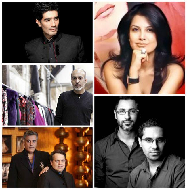 die höchste Modedesigner in Indien