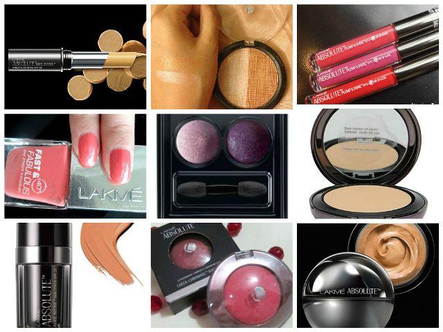Lakme Absolute Pflege und Make-up-Bereich