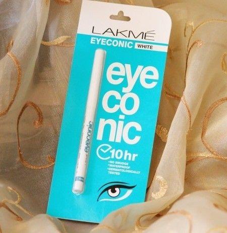 Lakmé weiß eyeconic Kajal