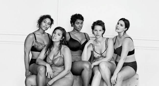 Die Werbekampagne der Lane Bryant Lingerie #imnoangel nimmt einen Seitenhieb auf Rivalin Victoria Geheimnis