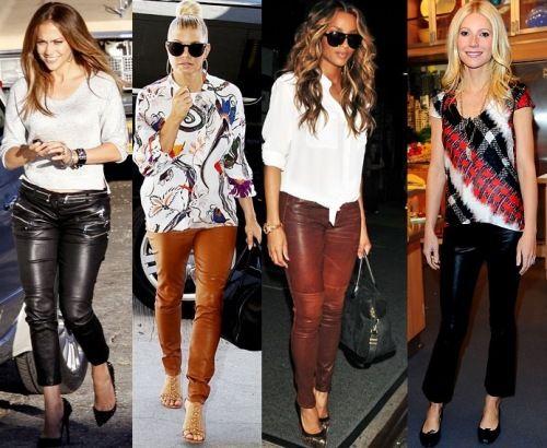 Lederhose für Frauen