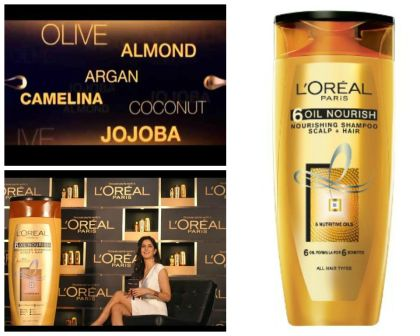 L'Oréal Paris 6 Ölzufuhr Shampoo