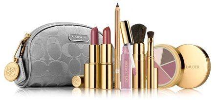 wesentliche Make-up-Kit