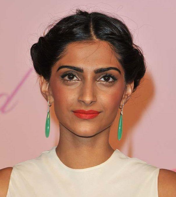 Fehler Make-up von Bollywood-Stars
