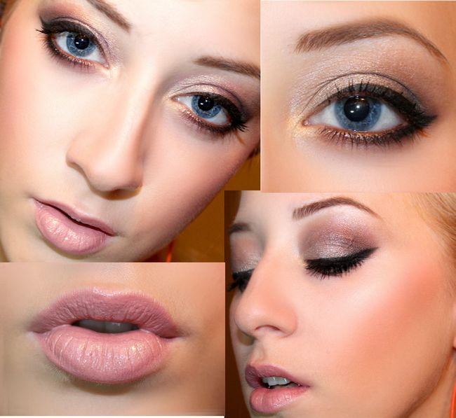 Make-up-Tutorial für Anfänger