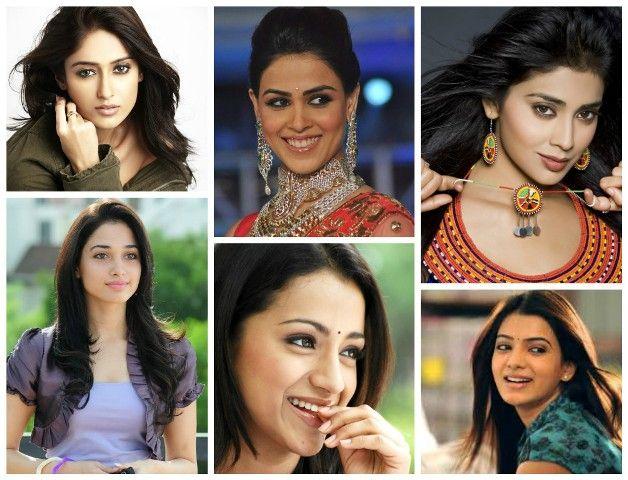 Die meisten stilvolle Schauspielerin von Südindien