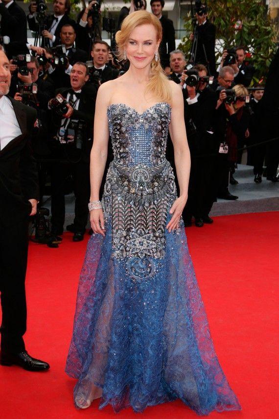 Nicole Kidman in das Filmfestival von Cannes 2014