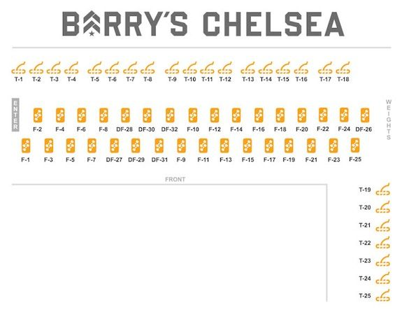 Barry's Bootcamp Chelsea