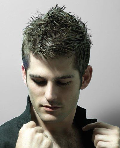 Schnell und schicke Frisuren für Männer
