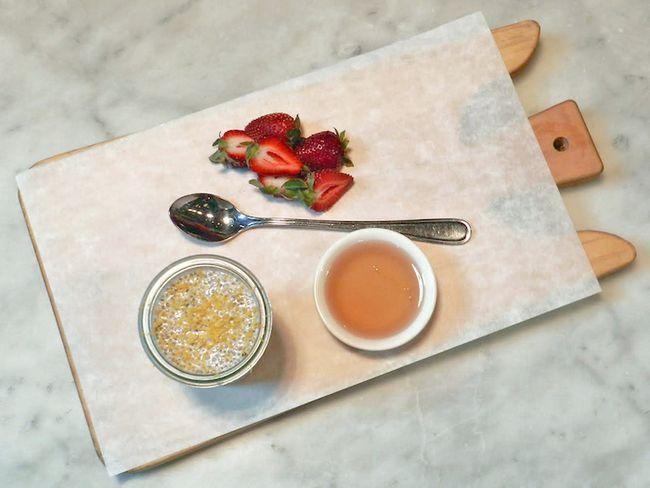 Chia Pudding Il Buco Alimentari: Rezept