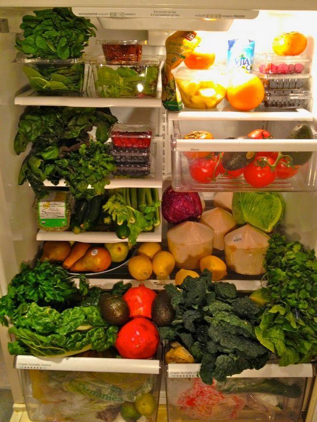 Kimberly Snyder Kühlschrank