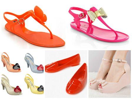Jelly Schuhe Renaissance