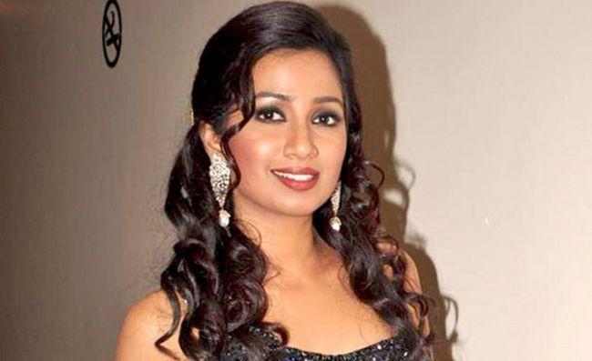 Singer Shreya Ghoshal bindet den Knoten. Und der glückliche Kerl